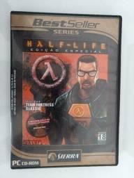 Half-life Ed. Especial/team Fortress - Cdrom Apenas Coleção