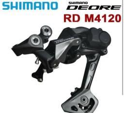 Câmbio traseiro Shimano Deore 10/11 velocidades