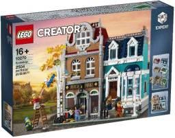 Lego Creator Expert 10270 - Bookshop (livraria)