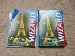 Título do anúncio: Apostila Material Francês 1 Wizard