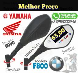 Retrovisor modelo bmw rosca Honda codFT2