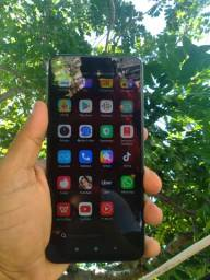 Xiaomi Redmi Note  9 + fone bluetooth