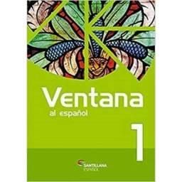 Livro Ventana Al Español 1