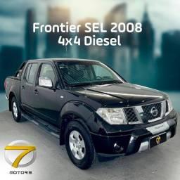 Frontier SEL 4X4 DIESEL 2008