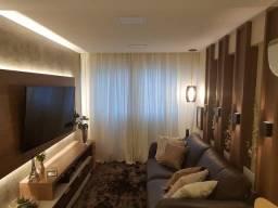 S4|Requintado apartamento no Altiplano c/ mobílias de 1º linha 2Q|1St|1VG