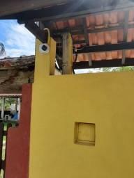Casa mobiliada praia Boracéia piscina