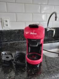 Cafeteira Philco multicapsula