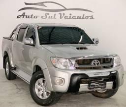 Toyota Hilux SRV 3.0 4x4 AT 2011 Novíssima!!