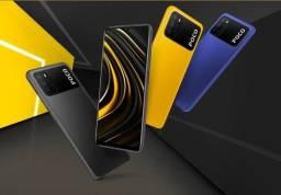 Xiaomi Pocophone M3 128GB 4GB novos,Lacrados e com garantia
