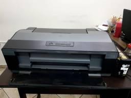 Impressora A3 Epson L1300 com tanque de tinta acompanha tinta sublimatica