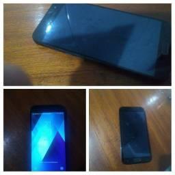 Samsung A 520