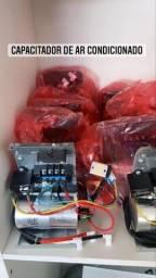 capacitador de ar condicionado