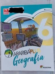 Luvro Geografia Araribá Plus 6
