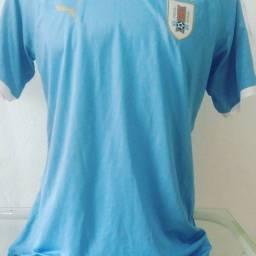 Camisa Uruguai oficial