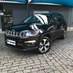 Jeep Compass Longitude - 2018 - Apenas 21.000km - Na Garantia de Fábrica