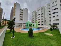 Apartamento com 3 dormitórios para alugar, 61 m² por R$ 1.200,00/mês - São João - Teresina