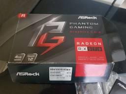 Rx 570 4gb por Nvidia