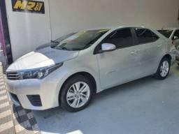 Vitória - Toyota Corolla Prata 1.8