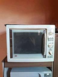 Vendo forno eletrico 48 litros