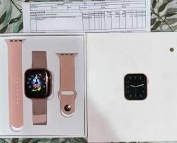 Vendo Relógio Smartwatech Iwo 12 com acessórios!!