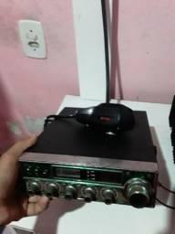 Rádio amador com antena
