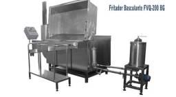 Fritador Basculante Industrial