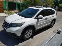 Honda cr-v exl 4wd, 2012, teto solar , automatico , ipva 2021 pago