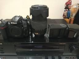 Câmera Nikon d7000 em excelente estado