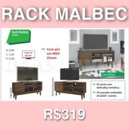 Título do anúncio: RACK RACK RACK MALBEC (puxador de plástico preto)