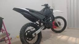 Moto De Trilha  xtz