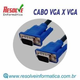 Cabo VGA x VGA, Novo