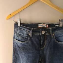 Calça jeans Khelf 36 skinny