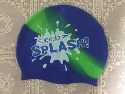 Touca de natação infantil Speedo Splash