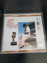 Cd Stevie Ray Vaughan 1991 The Sky is Crying