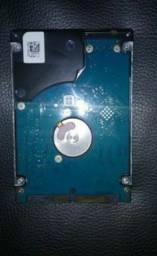HD de notebook de 320gigas com Windows 7