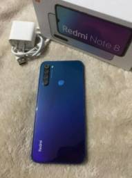 Xiaomi Redmi note 8 ACEITO TROCAS
