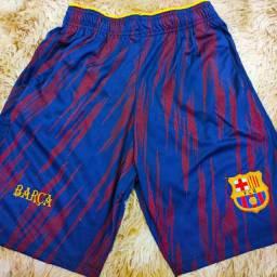 Shorts para futebol