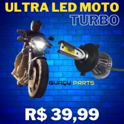 Super LED 2D Turbo Moto Unidade