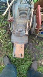 Compressor de 2 pistão mas motor 2 cv em perfeito estado