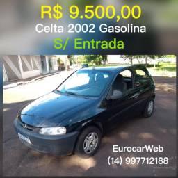 CELTA 1.0 SEM ENTRADA