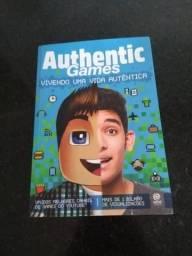 Livro: Authentic Games Vivendo uma vida autêntica