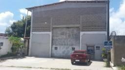 Galpão em Itapuama com 504 m² de área total, Piso de Alta tonelagem, com escritório