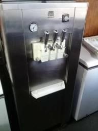 Maquina de sorvete explesso bertollo nao italianinha