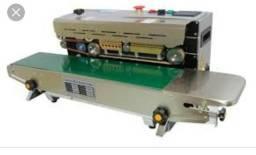 Seladora automática com datador impresso