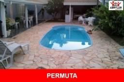 Casa a venda | permuta condomínio casa grande iii em louveira