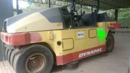 Rolo compactador Dynapac pneu/2010