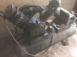 Compressor 200 libras. seminovo