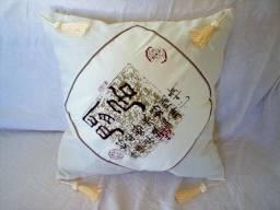 Par de Capa de Almofada Estilo Oriental Ideograma Kanji comprar usado  Balneário Camboriú