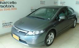 Honda Civic LXS Aut. Completo - 2007