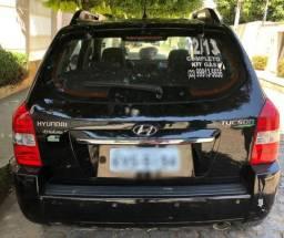 Carro tucson preto preço negociável - 2012